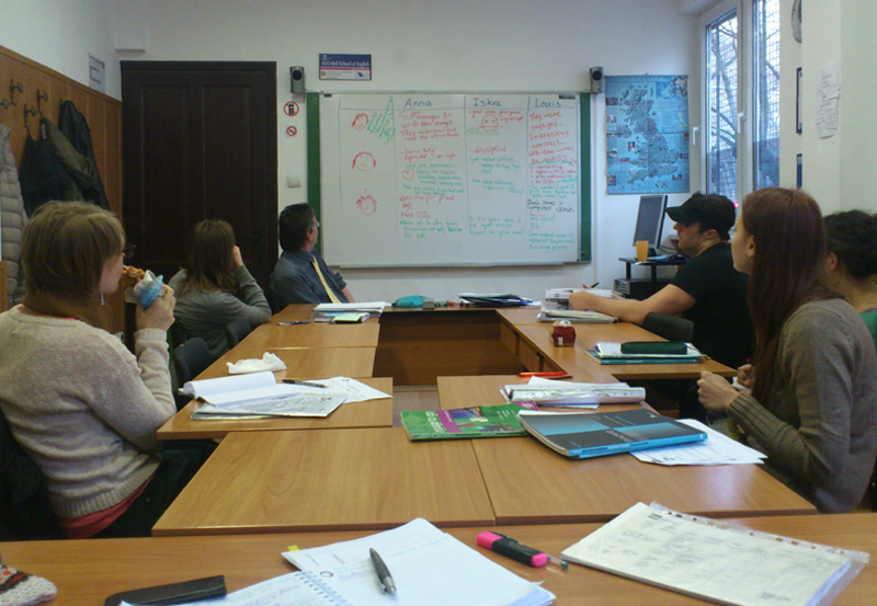 квалификационни курсове за CELTA и DELTA