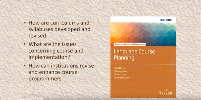 Language-Course-Planning