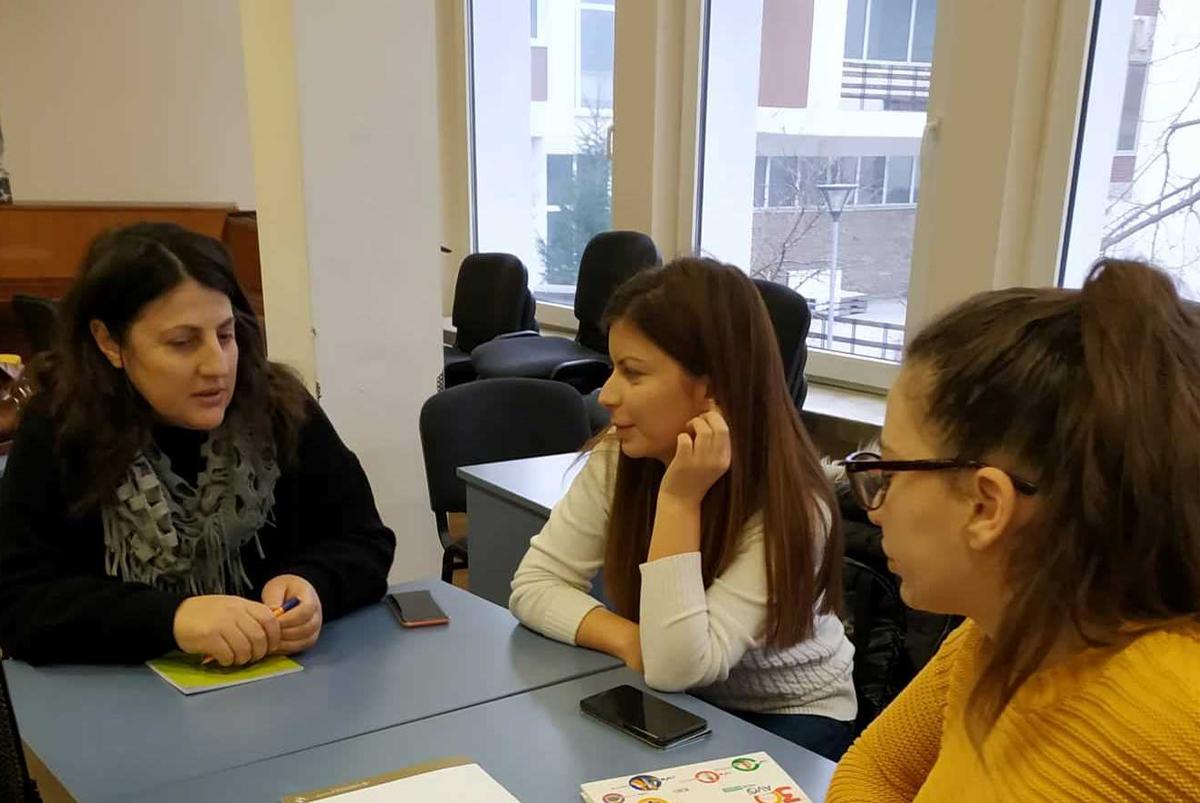 Обучение за учители по английски език в Кърджали