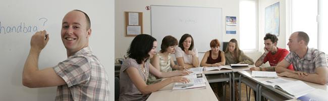 Преподаватели с роден английски