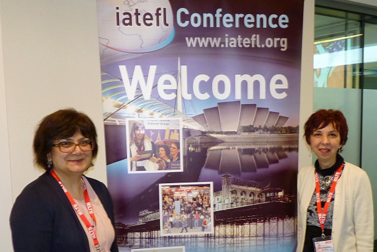 IATEFL конференции