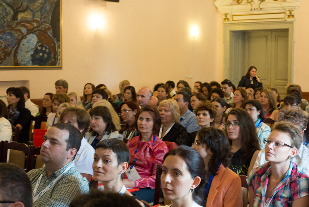 Годишна преподавателска конференция 2015 г.