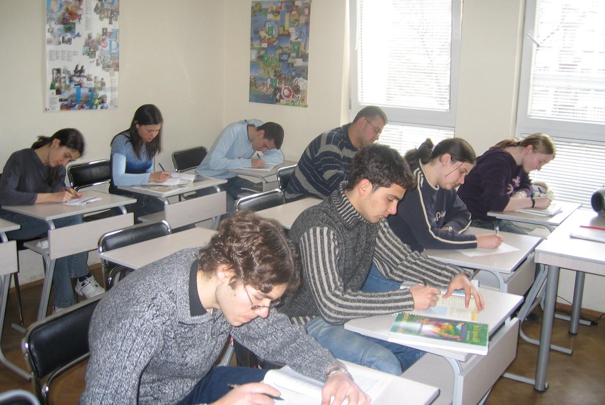 АВО-Бел е акредитиран изпитен център на University of Cambridge ESOL Examinations