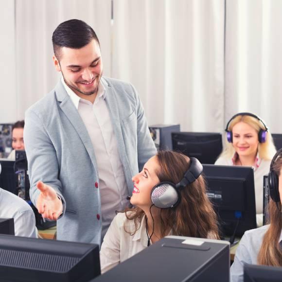 Корпоративо обучение за търговски отдели