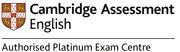 лого Кеймбридж